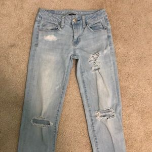 American Eagle Outfitters Jeans - American Eagle light wash jean
